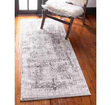 Image of 2' x 7' Chesterfield Runner Rug