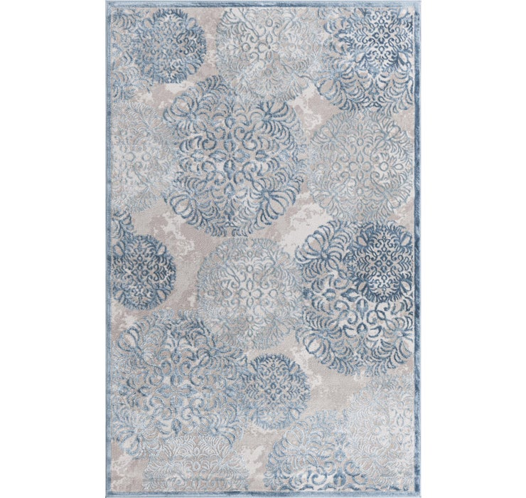 5' x 8' Chesterfield Rug