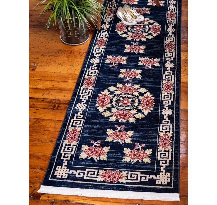 Image of 80cm x 305cm Pao Tou Runner Rug