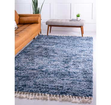 Image of Blue The Groove Rug