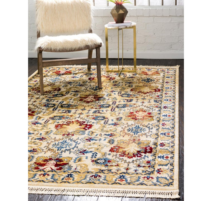 Image of 4' x 6' Georgetown Rug
