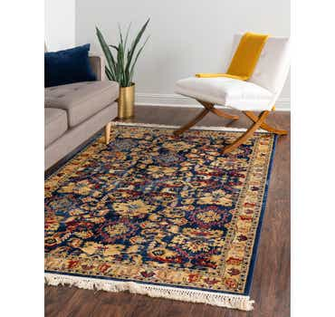 Image of  Blue Kennedy Rug