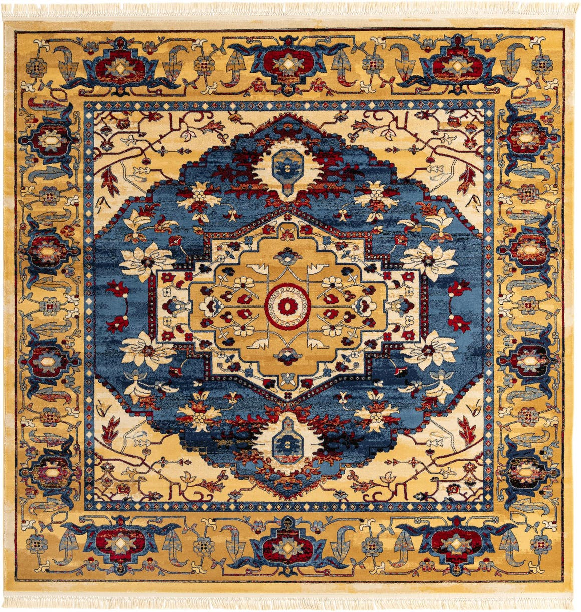 8' x 8' Georgetown Square Rug main image