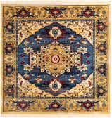 8' x 8' Georgetown Square Rug thumbnail