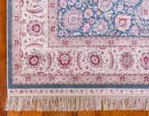 9' 10 x 16' 5 Qom Bamboo Silk Rug thumbnail