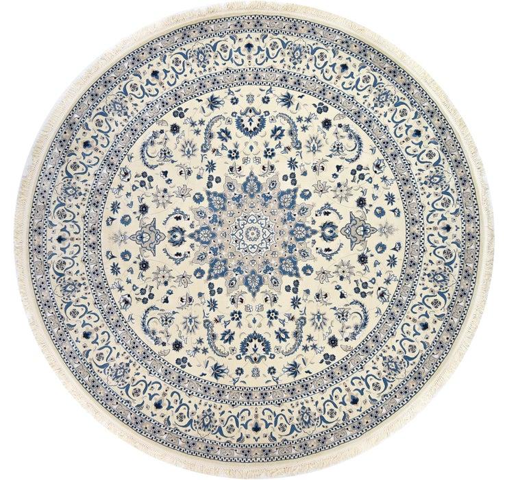 Image of 305cm x 305cm Classical Round Rug