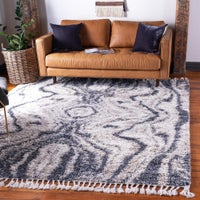 Abstract Shag Rugs image