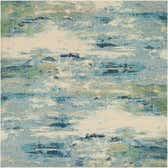 8' x 8' Theia Square Rug thumbnail