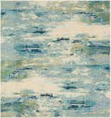 6' x 6' Theia Square Rug thumbnail