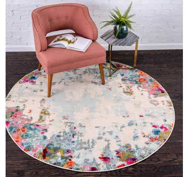 Image of  Multi Theia Round Rug