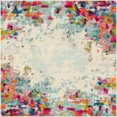 6' x 6' Spectrum Square Rug thumbnail