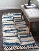 2' 2 x 6' The Groove Runner Rug thumbnail