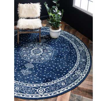Image of  8' x 8' Dover Round Rug