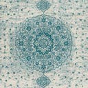 Link to Turquoise of this rug: SKU#3144192