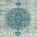 Link to Turquoise of this rug: SKU#3144176