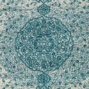 Link to Turquoise of this rug: SKU#3144217