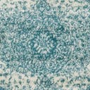 Link to Turquoise of this rug: SKU#3144178