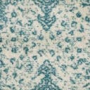 Link to Turquoise of this rug: SKU#3144220