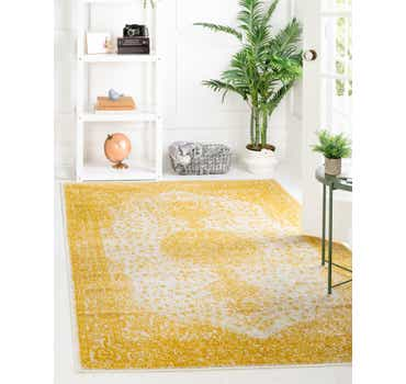 Image of  Yellow Dover Rug