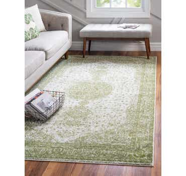 Image of  Green Dover Rug