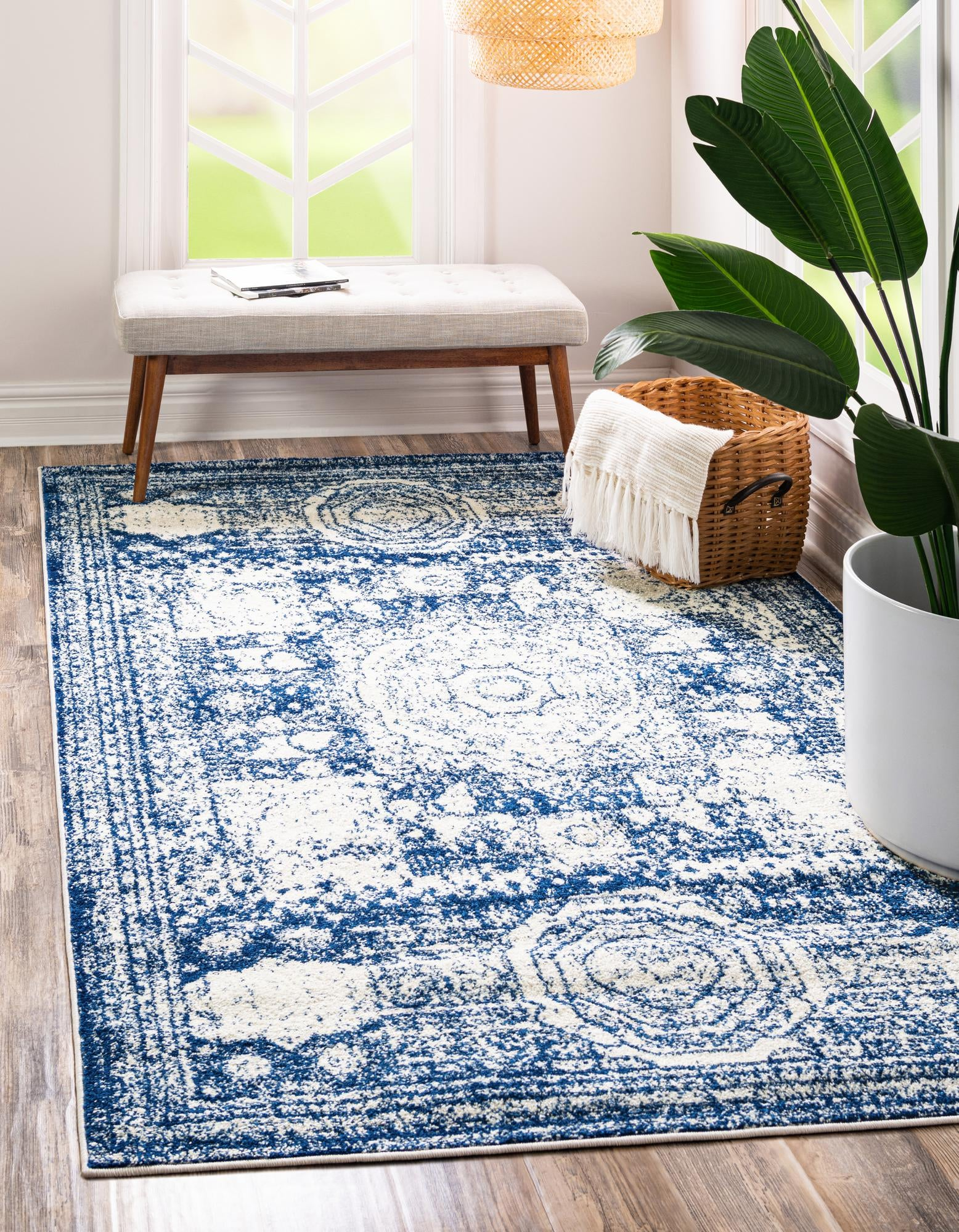 Picture of: Navy Blue 8 X 10 Dover Rug Rugs Com