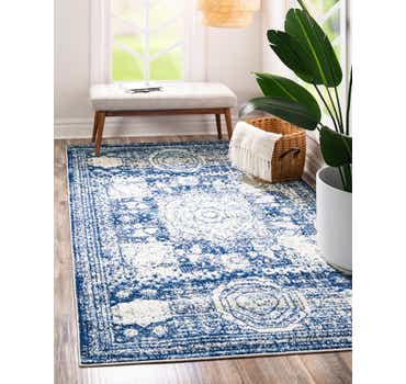 Image of  Navy Blue Dover Rug