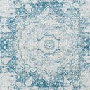 Link to Turquoise of this rug: SKU#3144252