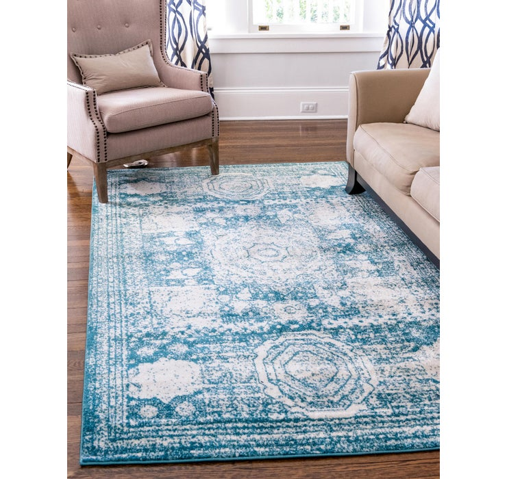 Turquoise Dover Rug