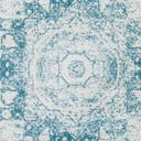 Link to Turquoise of this rug: SKU#3144257