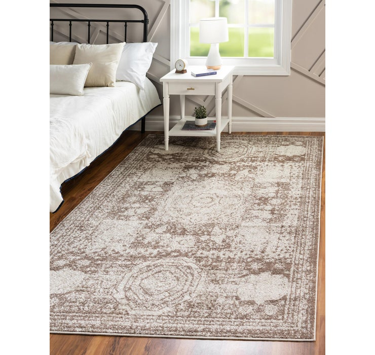 Image of  Light Brown Dover Rug