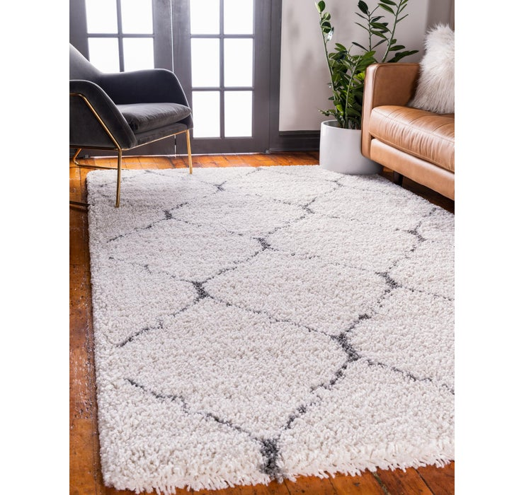 Image of 5' x 8' Marrakesh Shag Rug