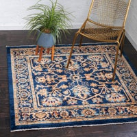 Traditional Square Rugs image
