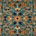 Link to Turquoise of this rug: SKU#3144404