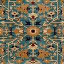 Link to Turquoise of this rug: SKU#3144378