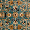Link to Turquoise of this rug: SKU#3144380