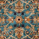 Link to Turquoise of this rug: SKU#3144381