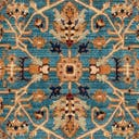 Link to Turquoise of this rug: SKU#3144383