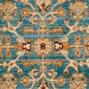 Link to Turquoise of this rug: SKU#3144384