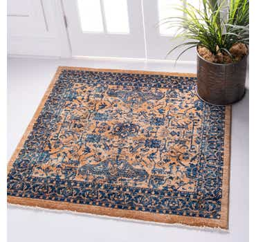 Image of 4' 5 x 4' 5 Graham Square Rug