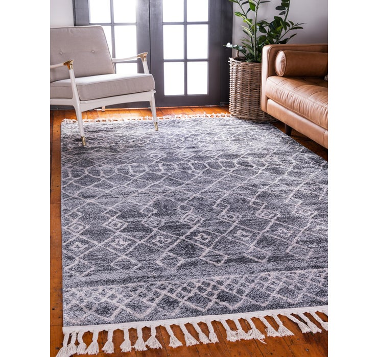Dark Gray Artemis Rug