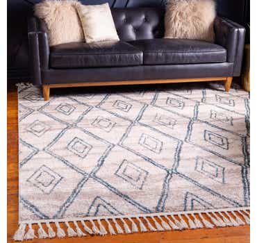 Image of 7' 7 x 7' 7 Atlas Square Rug