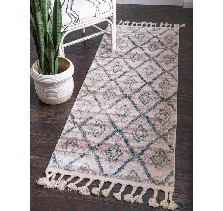 Image of 3' 6 x 13' Atlas Runner Rug