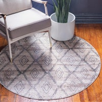 Tribal Round Rugs image