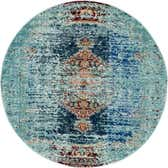 183cm x 183cm Arte Round Rug thumbnail