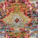 Link to Turquoise of this rug: SKU#3144745