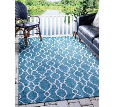 9' x 12' Outdoor Oasis Rug main image