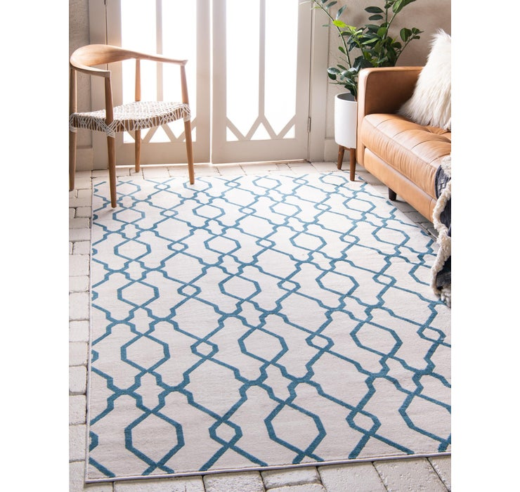 Image of 152cm x 245cm Outdoor Oasis Rug