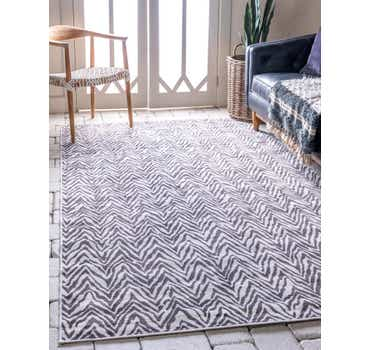 Image of  Dark Gray Outdoor Haven Rug