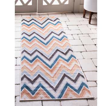 Image of  Multi Outdoor Haven Runner Rug
