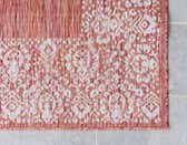 60cm x 183cm Outdoor Border Runner Rug thumbnail